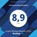 Premio pre le recensioni dei nostri ospiti